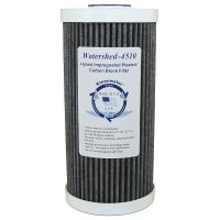 One Watershed4510 Hybrid Pleated / Carbon Block Whole House Filter