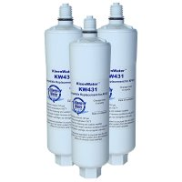 Three AP431 Aqua-Pure Compatible Replacement Water Filters