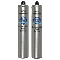 4HF-H Hoshizaki Food Service Replacement Water Filter Twin Set