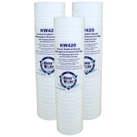 Three AP420 Hot Water Protector / Scale Inhibitor Alternative Filters