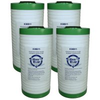 Four 3M Aqua-Pure AP811 Compatible Sediment Water Filter Cartridges