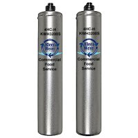 4HC-H Hoshizaki Food Service Replacement Water Filter Twin Set