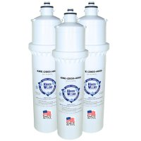 Three CFS9112-S - 3M Cuno - Compatible Replacement Water Filters
