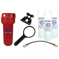 Dishwasher Water Filter, KleenWater Under Sink Water Filtration System