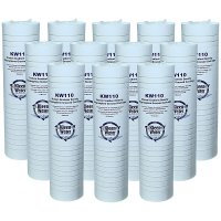 Twelve 3M Aqua-Pure AP110 Compatible 5 Micron Water Filter Cartridges