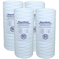 Four 3M Aqua-Pure AP814 Compatible String Wound Water Filters