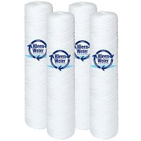 Four Pentek WP5BB20P / WP25BB20P Compatible String Wound Water Filters