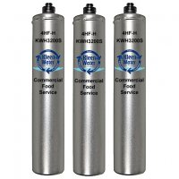 4HF-H Hoshizaki Food Service Replacement Water Filter -Triple