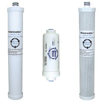 Culligan AC-30 Compatible Filters, Replacement 3 Cartridge Set