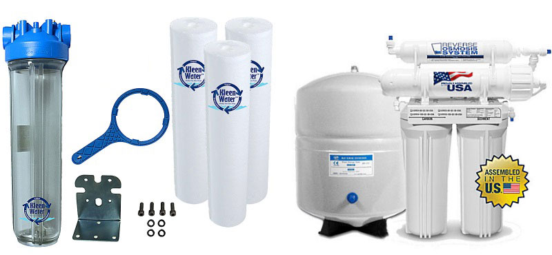 Commercial And Industrial Water Filtration Systems